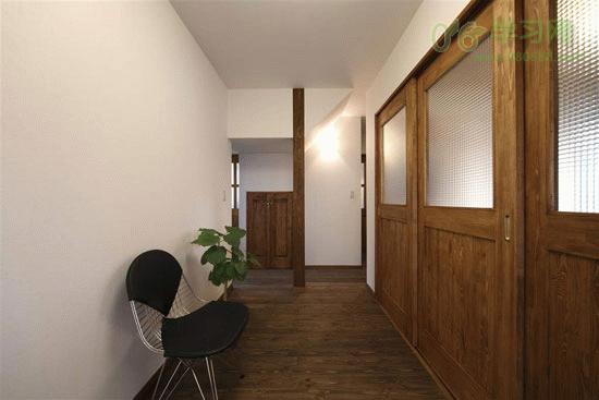 楼房装修图片走廊部分