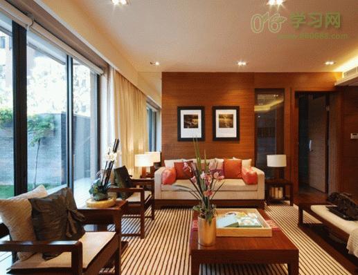 五款东南亚风格别墅装修效果图