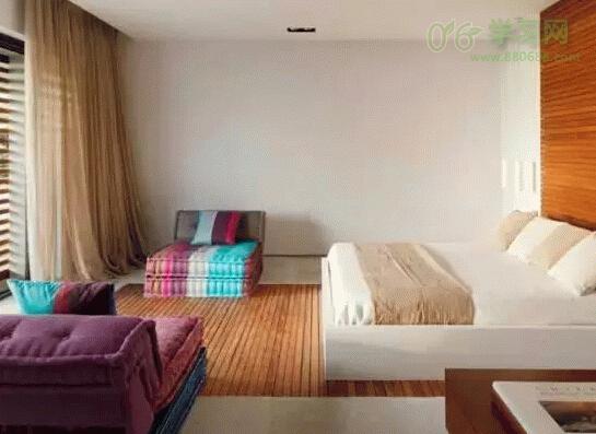 卧室装修背景墙设计效果图