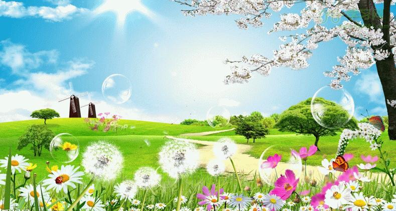 初中初三年级有关春天的作文(8篇)