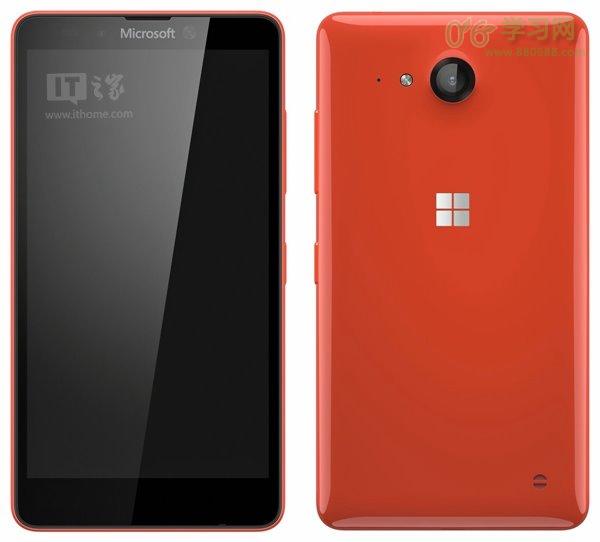 代号Guilin:evleaks晒出Lumia750真机渲染图