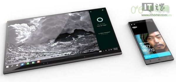 戴尔版Surface Phone大起底:支持虹膜识别,搭载…