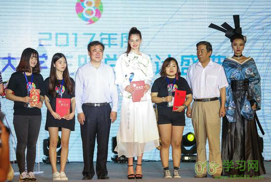 国际大学生时尚设计盛典在燕京理工学院举办